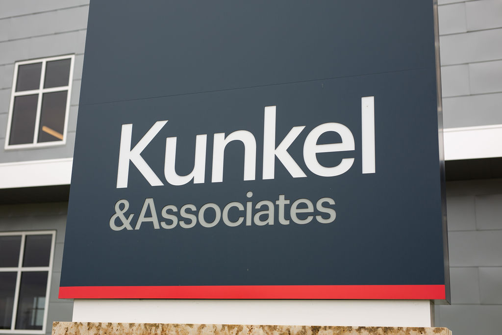 Kunkel & Associates Monument Sign